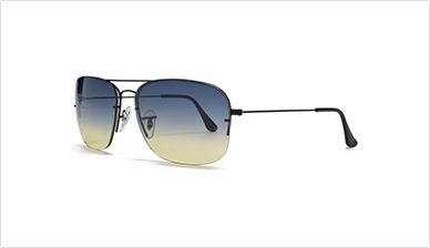 Ray-Ban Men's Flip Out Aviator Sunglasses $80 free shipping