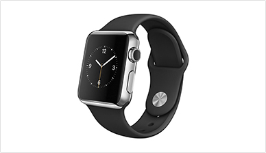 Apple Stainless Steel Watches $100 to $200 off free shipping